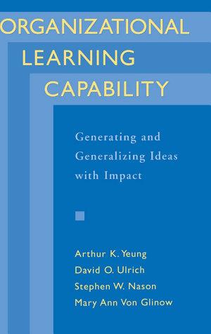 Organizational Learning Capability