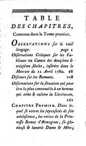 Aventures et plaisante éducation du courtois chevalier Charles-le-Bon, sire d'Armagnac: contenant profitables leçons à jeunes chevaliers et à dames de haut parage, Volume1