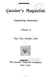 Cassier's Magazine: Volume 2