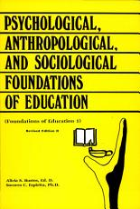 Foundation of Education I PDF