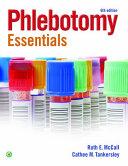 McCall Phlebotomy Essentials 6e Book, Workbook and Prepu Package