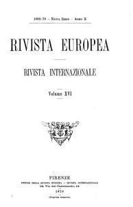 La Rivista europea PDF