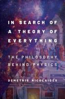 In Search of a Theory of Everything PDF