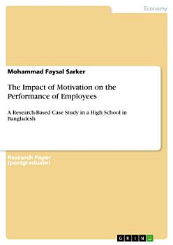 The Impact of Motivation on the Performance of Employees PDF