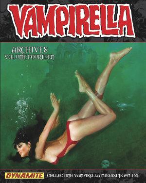 Vampirella Archives Vol 14