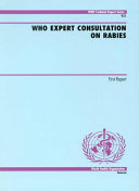 WHO Expert Consultation on Rabies