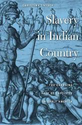 Slavery In Indian Country Book PDF
