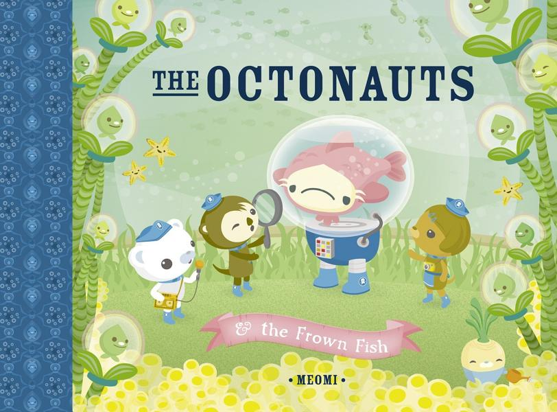 Download The Octonauts and the Frown Fish  Read Aloud  Book