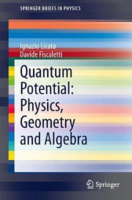 Quantum Potential  Physics  Geometry and Algebra PDF