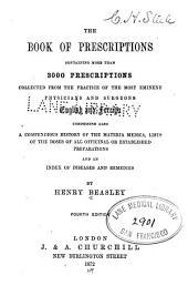 The Book of prescriptions