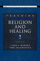 Teaching Religion and Healing PDF
