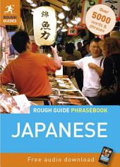 Rough Guide Phrasebook: Japanese: Japanese, Edition 4