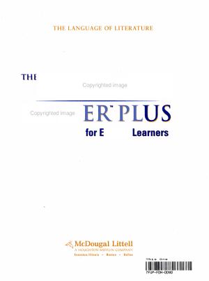 British Literature PDF