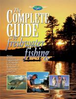 The Complete Guide to Freshwater Fishing PDF