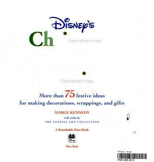 Disney s Christmas Crafts
