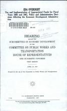 EDA Oversight PDF