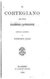 Il cortegiano del conte Baldesar Castiglione