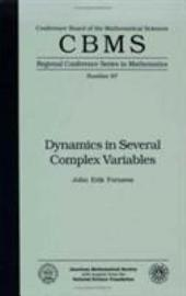 Dynamics in Several Complex Variables: Issue 87