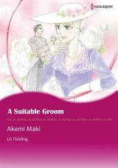 A SUITABLE GROOM: Harlequin Comics