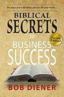 Biblical Secrets to Business Success PDF