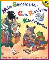 Miss Bindergarten Gets Ready for Kindergarten PDF