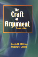 The Craft Of Argument Book PDF