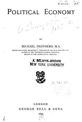 Political Economy PDF