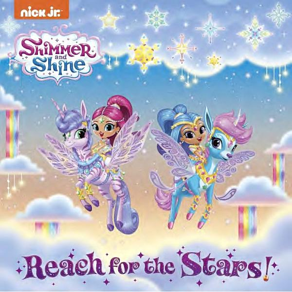 Download Reach for the Stars   Shimmer and Shine  Book