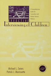 Effective Interviewing Of Children Book PDF