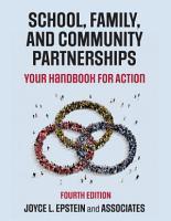 School  Family  and Community Partnerships PDF