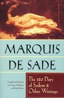 The 120 Days of Sodom   Other Writings PDF