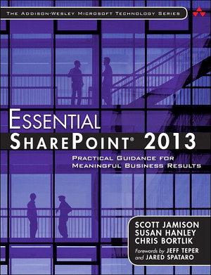 Essential SharePoint   2013
