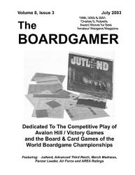 The Boardgamer Volume 8 Book PDF