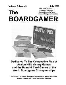 The Boardgamer Volume 8 Book