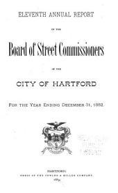 Annual Report: Volumes 11-19