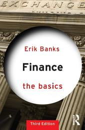 Finance: The Basics: Edition 3