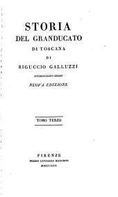 Storia del granducato di Toscana: Volumi 3-4