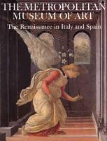 The Renaissance in Italy and Spain PDF