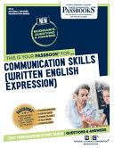 Communication Skills  Written English Expression