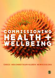 Commissioning Health and Wellbeing