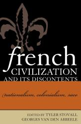 French Civilization And Its Discontents Book PDF