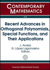 Recent Advances in Orthogonal Polynomials, Special Functions, and Their Applications: 11th International Symposium, August 29-September 2, 2011, Universidad Carlos III de Madrid, Leganés, Spain