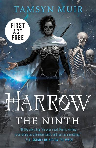 Download Harrow the Ninth  Act One Book