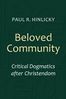 Beloved Community PDF