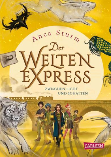 Zwischen Licht und Schatten  Der Welten Express 2  PDF