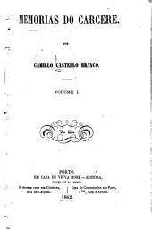 Memorias do carcere: Volume 1