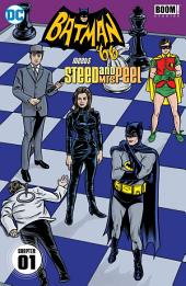 Batman '66 Meets Steed and Mrs Peel (2016-) #1