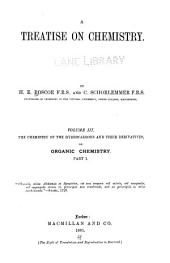A Treatise on chemistry: Volume 3