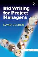 Bid Writing for Project Managers PDF