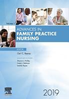 Advances in Family Practice Nursing  E Book 2019 PDF
